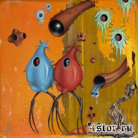 Дом диковинных существ. Фэнтэзийное творчество художника Dan May
