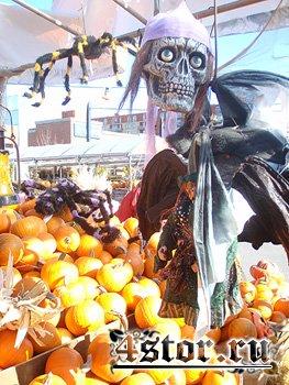 Маленькие приметы на Хеллоуин