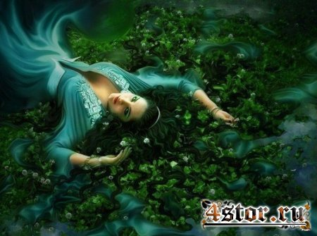 Духи непроходимых болот