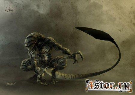 Страшные и ужасные монстры