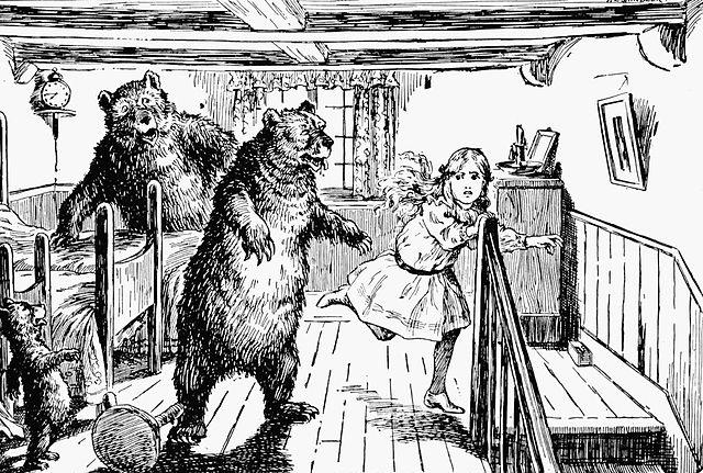 О чем на самом деле рассказывается в добрых детских сказках?