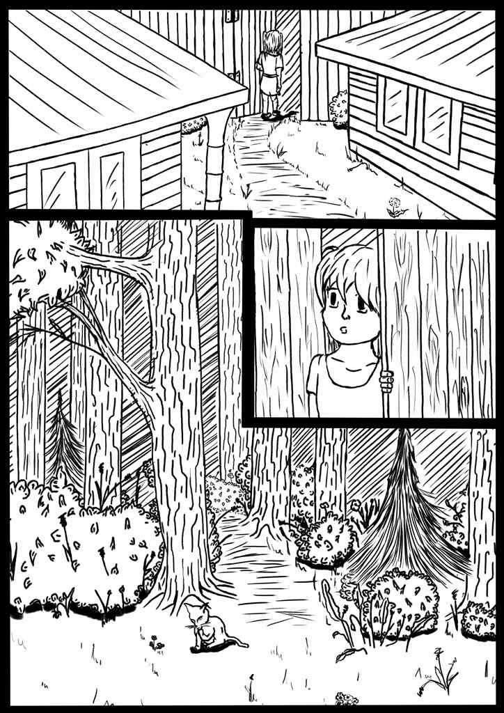 Лес (комикс)