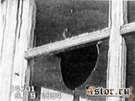 Полтергейст в с.Аскиз (Хакасия, 90-е годы)