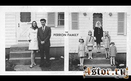 История семьи Перрон