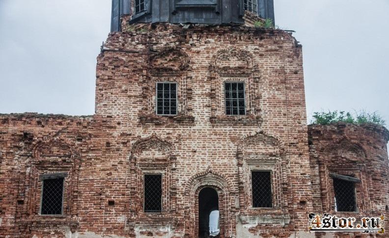 Смоленско-Богородицкая церковь