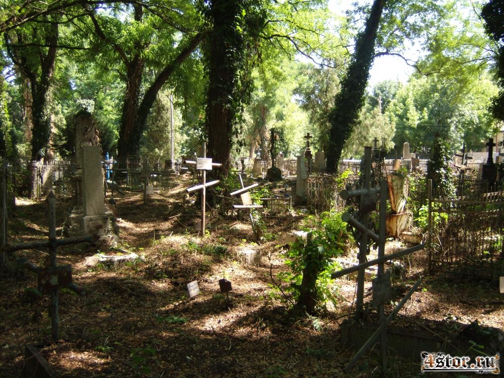 Кладбищенские истории Краснодара