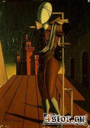 Метафизическая живопись Джорджо де Кирико