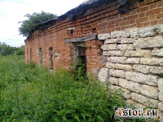 Фотографии заброшенных домов