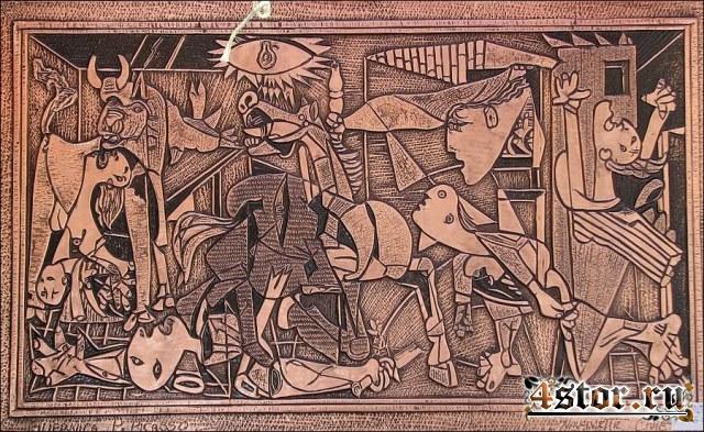 Истинное лицо фашизма в представлении Пабло Пикассо