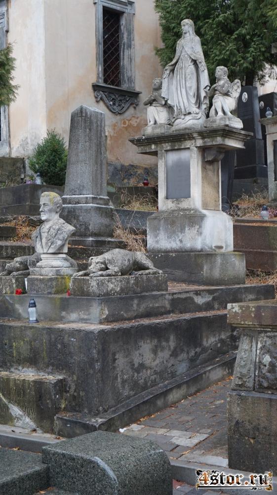 Мертва казка Личаківського цвинтарю (Мёртвая сказка Лычаковского кладбища). Часть 2