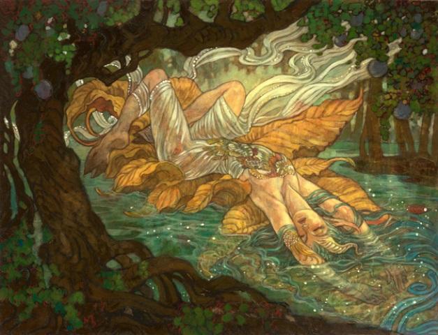 Про упавшего в лес ангела