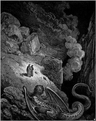 Гюстав Доре. Иллюстрации к «Божественной комедии» Данте