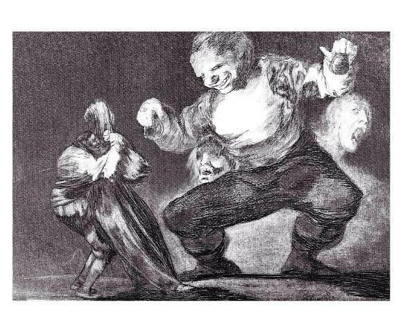 Темные миры Франсиско Гойя