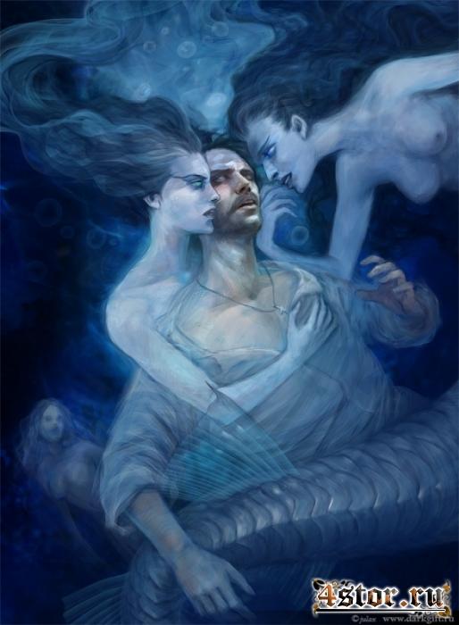 Мифология в исполнении Юлии Алексеевой
