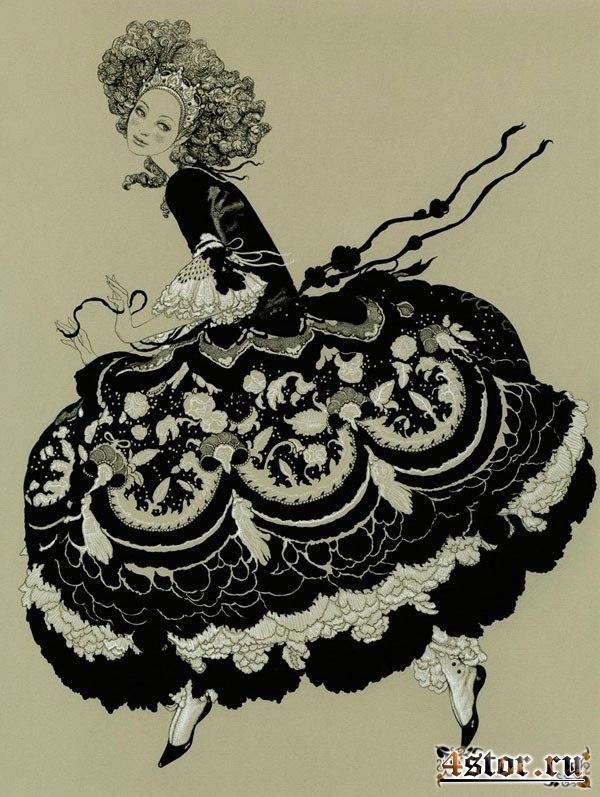 Мистические картины Вани Журавлёва