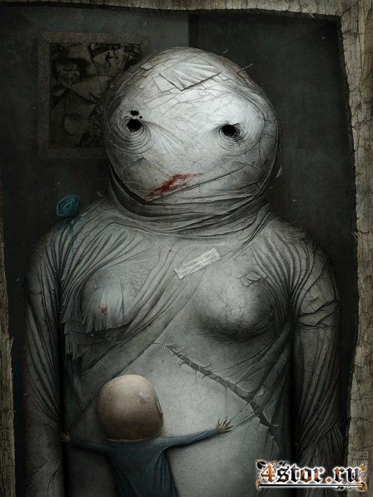 Тёмная сторона души