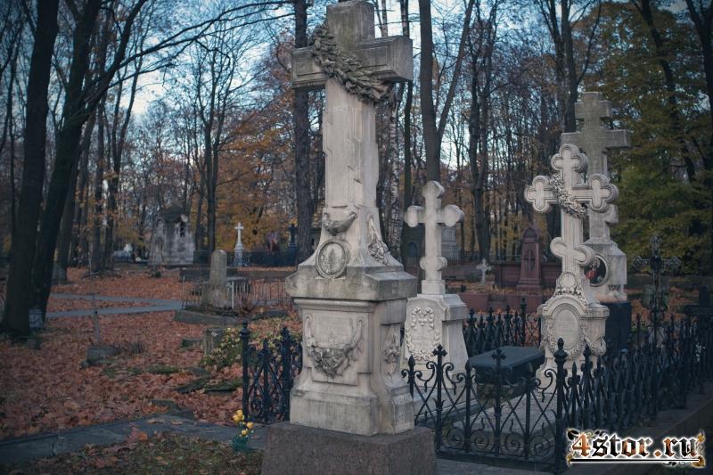 Мрачная романтика Санкт-Петербурга