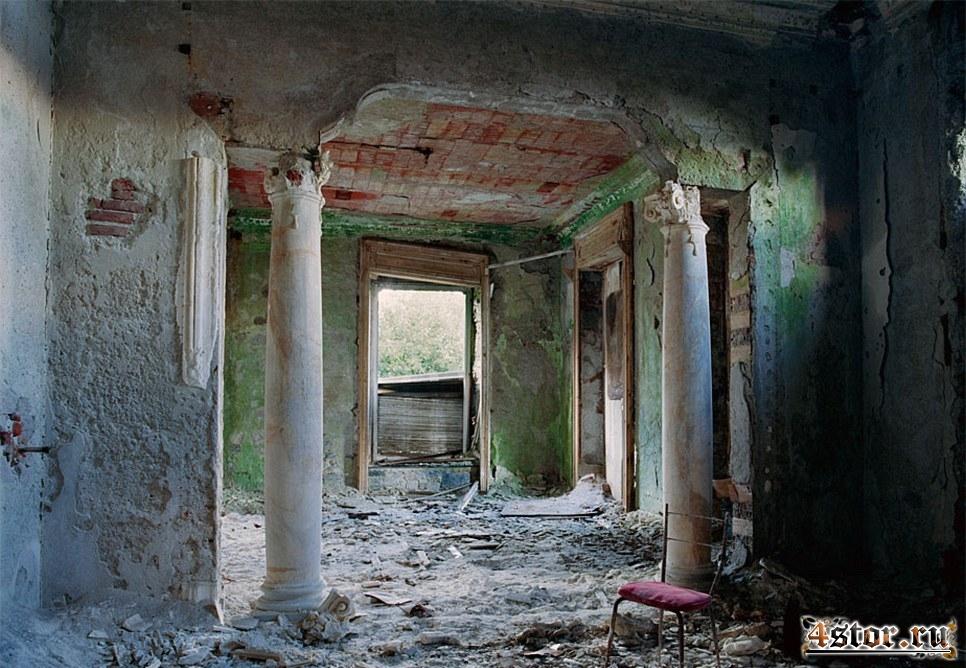 Дворец Собаньских в Гузуве