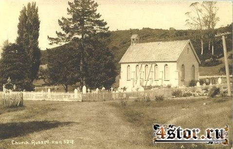 Старинные фотографии кладбищ и мест захоронения. Часть 1