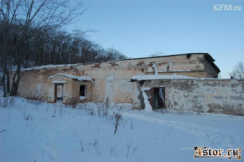 Военный городок №71