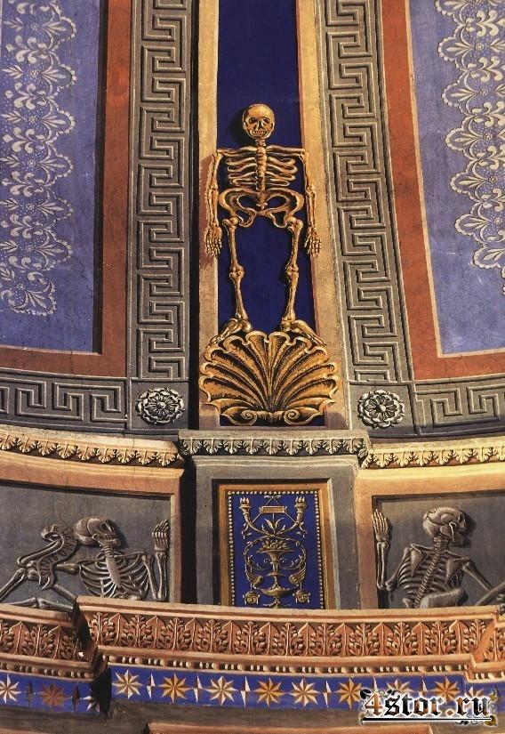 Образы на соборах и церквях