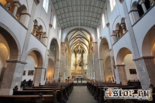 Церковь св. Урсулы, Кёльн