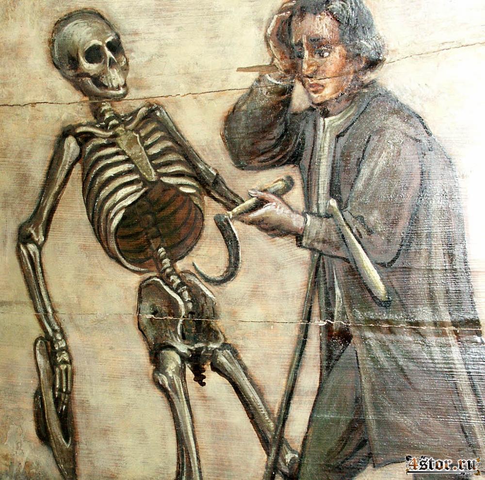 Немецкие пляски смерти