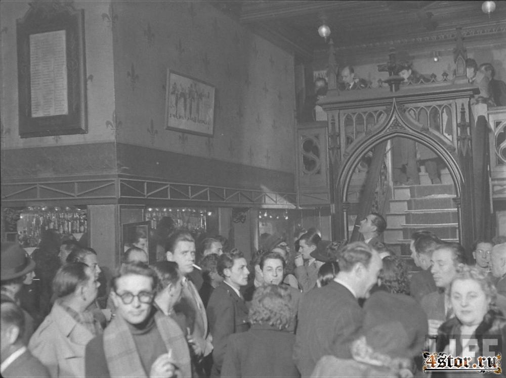Театр ужасов Theatre du Grand-Guignol, Париж