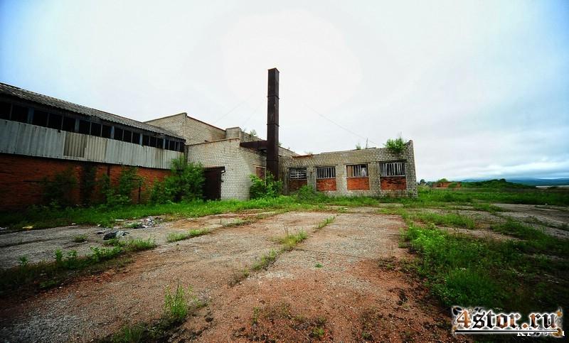 Кирпичный завод в Шкотово