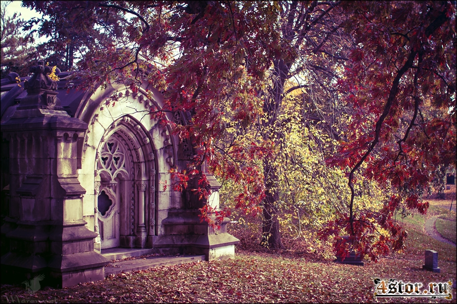 GreenWood Cemetery, Brooklyn, New York