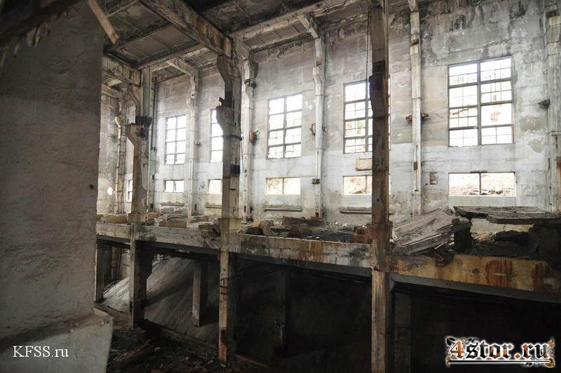 Обогатительная фабрика ХГОКа