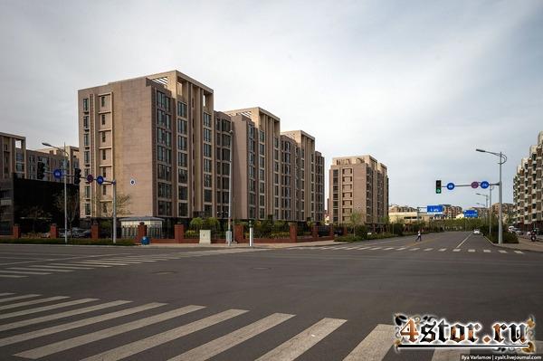 Ордос — крупнейший город-призрак Китая