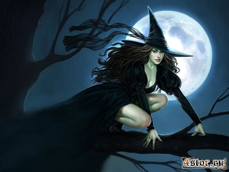 Ночлег у ведьмы