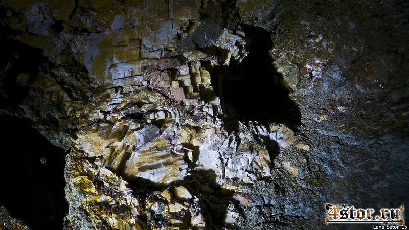 Синий рудник (Слюдянские Штольни: Рудник №1)