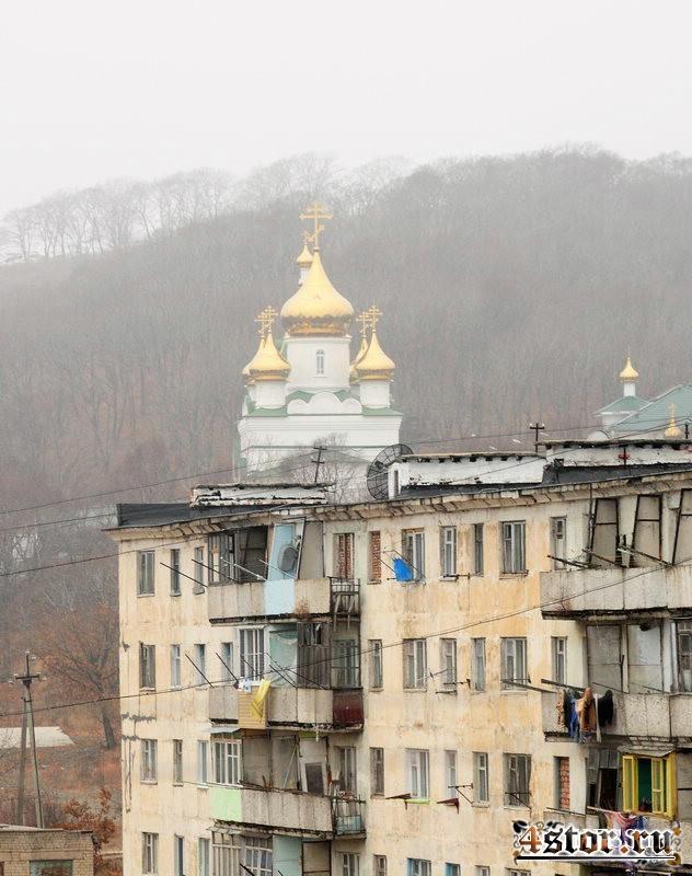 Почти покинутый поселок Дунай