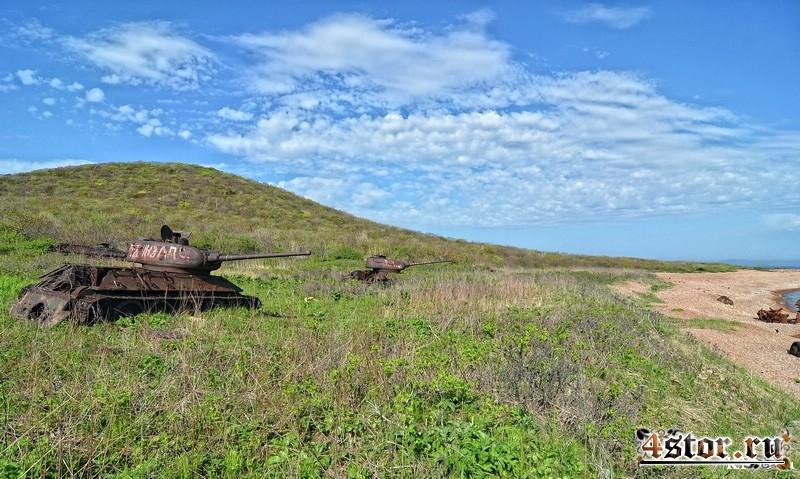 Мишени острова Желтухина
