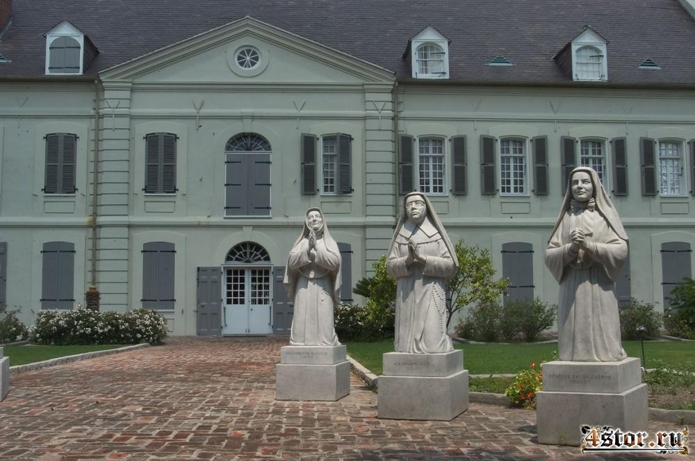 Вампиры Французского квартала