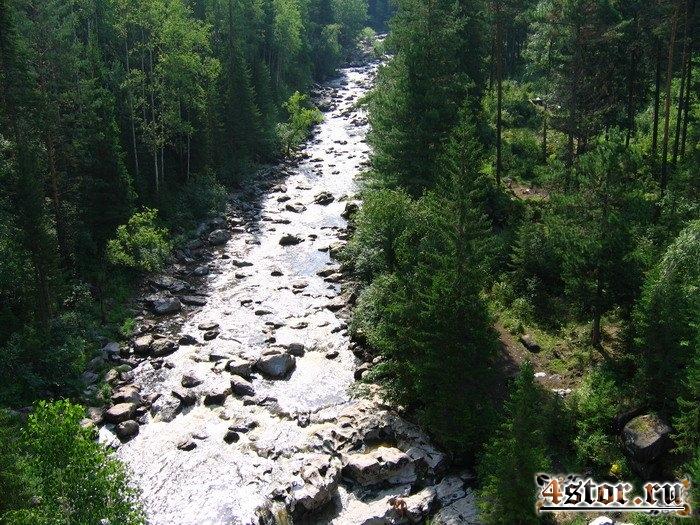 Легенды сибирской реки Богунай