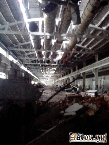 Комбайновый завод