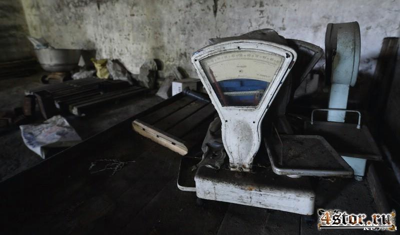 Хлебозавод в Тавричанке