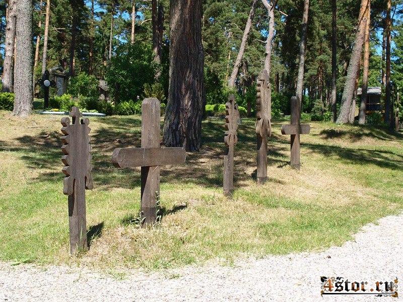 Этнографическое кладбище