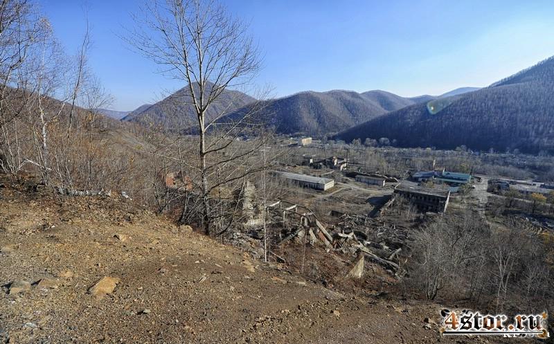 Фабрика рудника Приморский