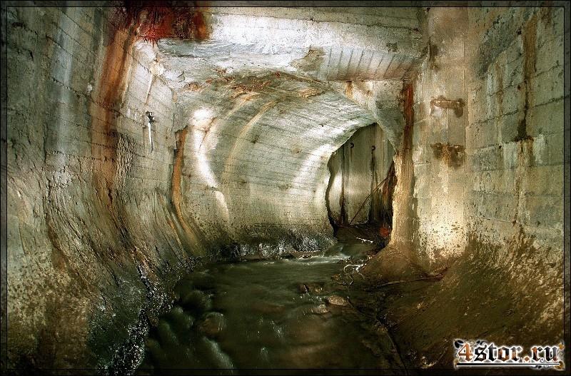 Глюки подземелий