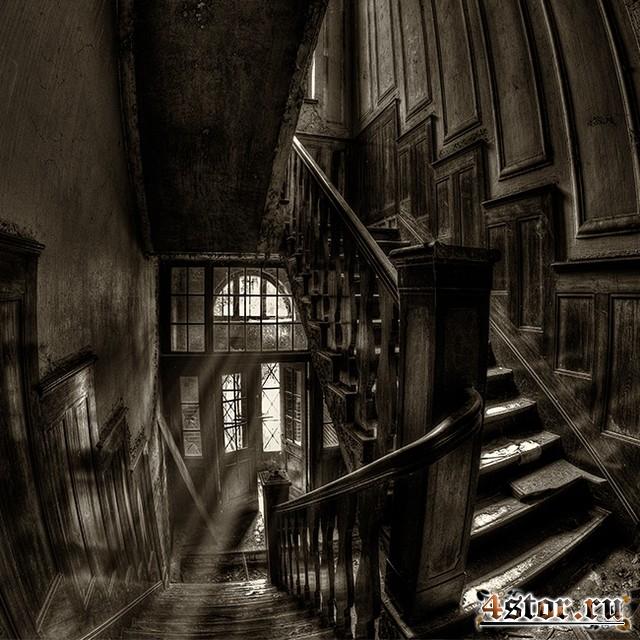 Фотографии из мрачных снов