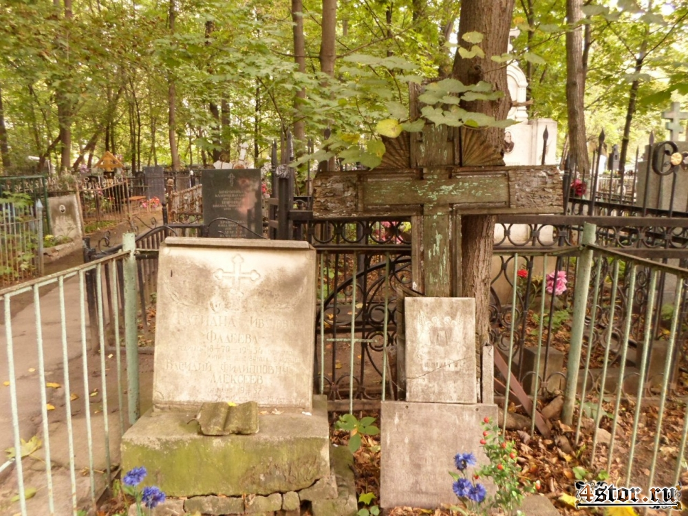 Измайловское кладбище, Москва