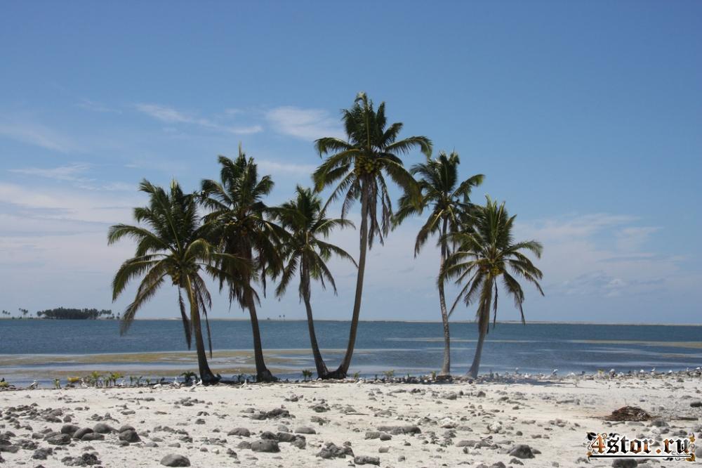 Жуткие истории необитаемых ныне островов