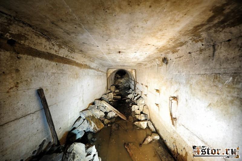 Подземный госпиталь