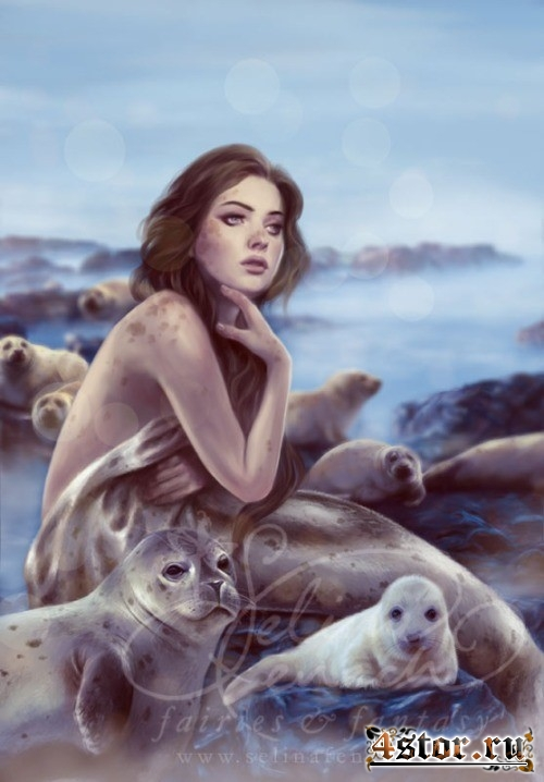 Селки - люди-тюлени