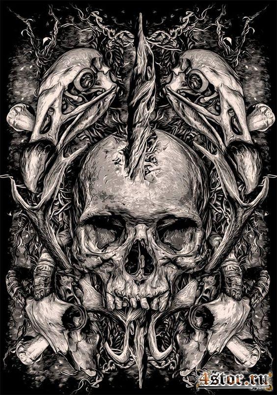 Арты от Bloodboy