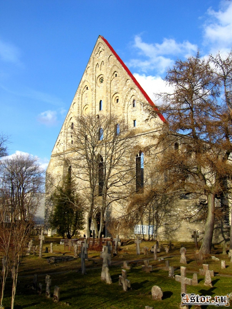 Монастырь святой Бригитты